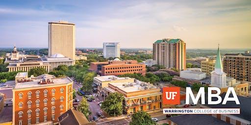 UF MBA Meet & Greet in Tallahassee