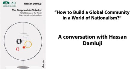 How to Build a Global Community in a World of Nationalism? tickets
