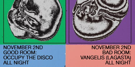 Occupy The Disco All Night Long plus LaGaSta in the Bad Room tickets
