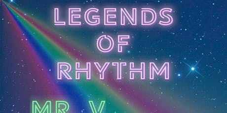Legends Of Rhythm tickets
