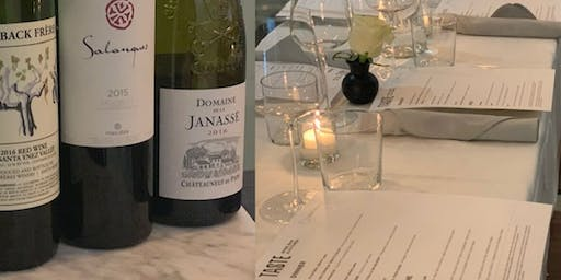 All About that Grape Wine Dinner - Feat. Grenache!