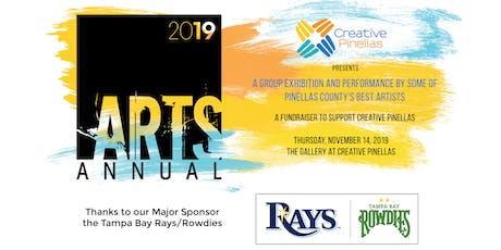 Creative Pinellas 2019 Arts Annual tickets