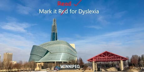 Mark it Read for Dyslexia - Winnipeg - Saturday October 26, 2019 tickets