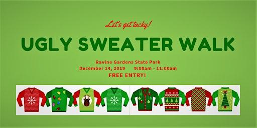 Ravine Gardens Ugly Sweater Walk