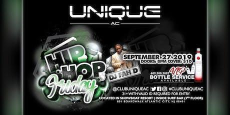 HIPHOP FRIDAY W/ DJ FAH D tickets