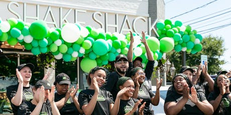 HIRING EVENT 9/25, 9/26 - SHAKE SHACK - Counter/Cook/Cashier tickets