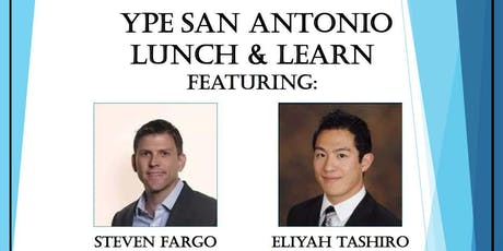 YPE San Antonio - October Lunch and Learn tickets