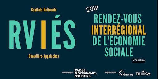 Rendez-vous interrégional de l'économie sociale - 2e édition