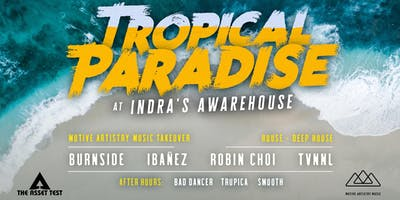 Indra's House in Tropical Paradise