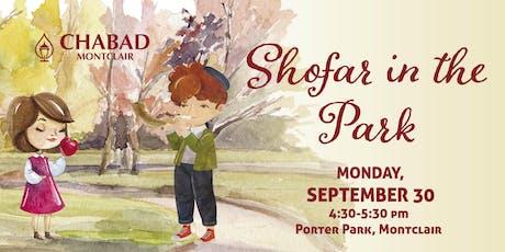 Shofar in the Park tickets