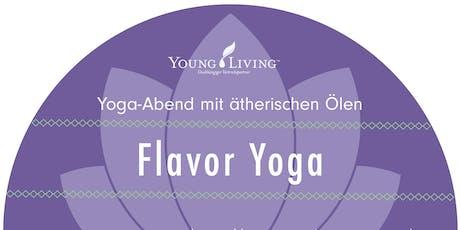 Flavor Yoga Tickets