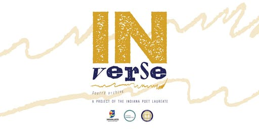 INVerse Poetry Archive Dedication with Indiana Poet Laureate Adrian Matejka