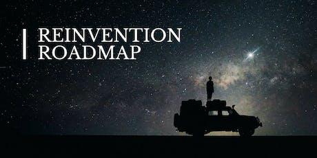 Reinvention Roadmap tickets