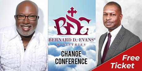 CHANGE Conference Croydon tickets