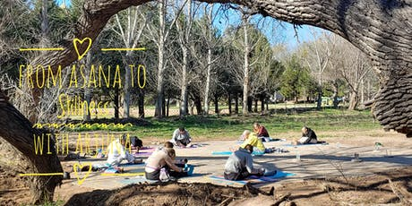 Asana to Stillness - Yoga Practice as Spiritual Quest tickets