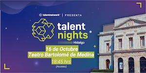 Talent Night Hidalgo Oct 2019