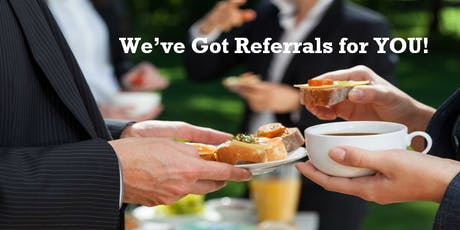 Boost Your Business - Networking Breakfast tickets