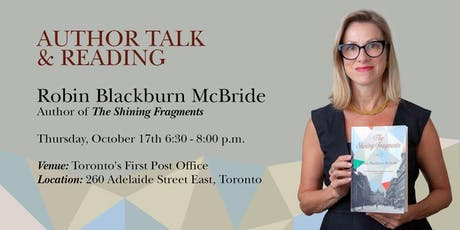 The Shining Fragments: Readings on Toronto's Late Victorian Past tickets