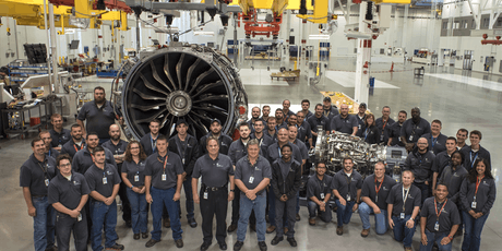 WVLN Tour of GE Aviation - Lafayette IN 3:30PM, Oct 25 tickets