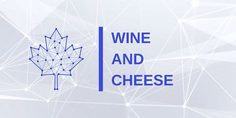 Blockchain and IoT Thursday Wine and Cheese tickets