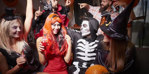 Margarita Bar NYC Halloween party 2019 only $15