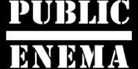 Public Enema, Clean Room, Very Paranoia tickets