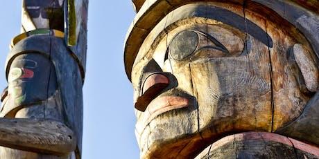 Totem Walking Tour  tickets