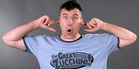Saturday Mornings with the Great Zucchini (for ages 2-7) tickets