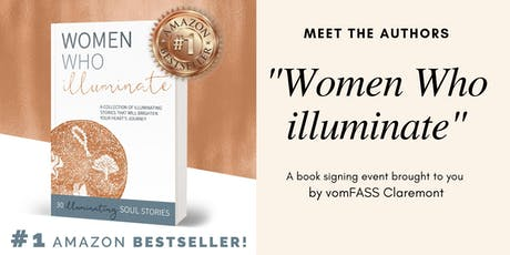 "Book Signing:  ""Women Who Illuminate"" tickets"