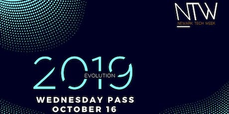 Newark Tech Week: Wednesday Pass - Full Access tickets