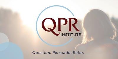 QPR Suicide Prevention Training Dublin