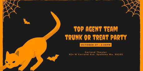FREE MOVIE: Top Agent Team Halloween Party! tickets