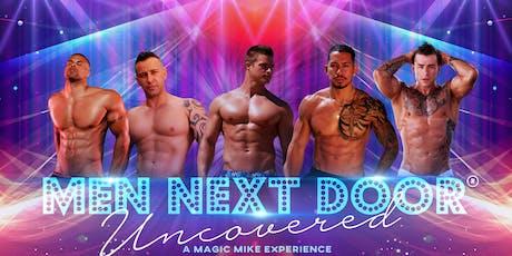 Men Next Door boletos