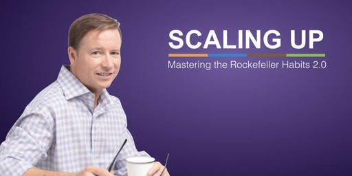 Scaling Up Business Growth Workshop San Francisco Area - January 2020