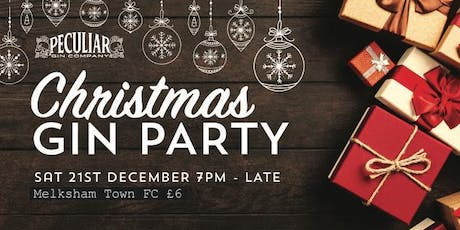 Christmas Gin Party tickets