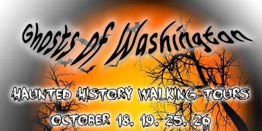 Haunted History Walking Tours