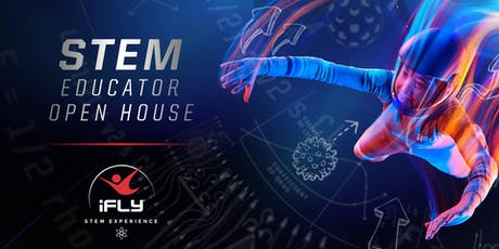 iFLY STEM Educator Open House (October) tickets