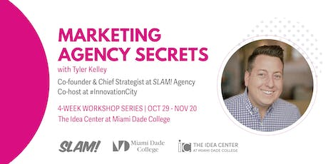 Marketing Agency Secrets tickets