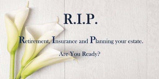 RIP: Retirement Insurance Planning