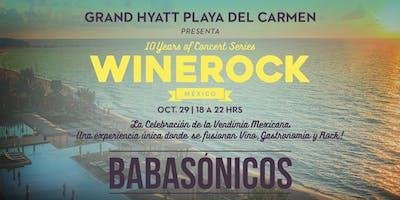 WINEROCK PLAYA - BABASÓNICOS