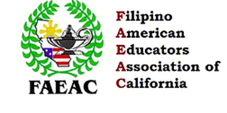 "2019 Statewide Conference for the Filipino American Educators Association of California (FAEAC)	""Equity Through Ethnic Studies: 50 Years of Fighting for Educational Justice."" tickets"