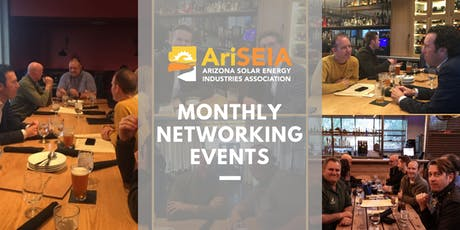 October AriSEIA Networking Event - Tucson tickets