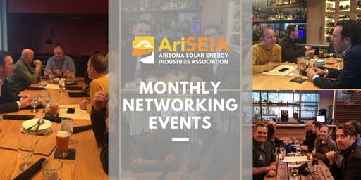 October AriSEIA Networking Event - Tucson