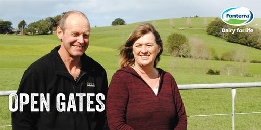 Fonterra Open Gates - Keith & Jenny's Farm, Matakana SOLD OUT