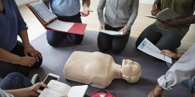 STL-CPR/First aid-Course