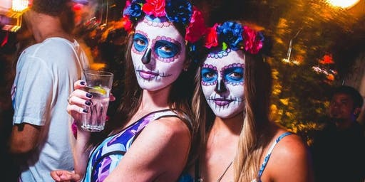 Brazil Grill NYC Halloween party 2019 $5 Drink Specials
