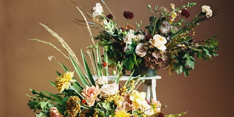 Fall Flower Arrangement & Table Styling Workshop  tickets