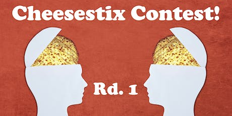 Cheesestix Eating Contest - Round 1 tickets