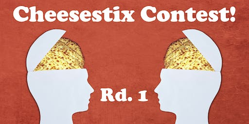 Cheesestix Eating Contest - Round 1