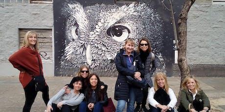 Sábado de Walking Tour Coghlan: arte urbano, paz suburbana entradas